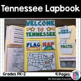Tennessee Lapbook for Early Learners - A State Study