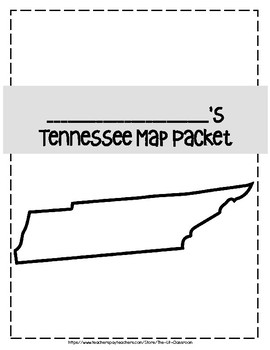 Tennessee Map Skills Practice