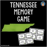 Tennessee Memory Game