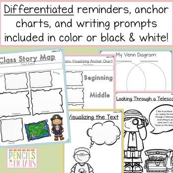 Tennessee Portfolio Guide for Kindergarten Teachers - Checklists, Charts & More!
