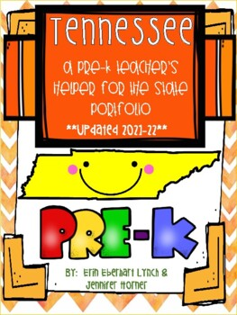 Tennessee Pre-K Templates