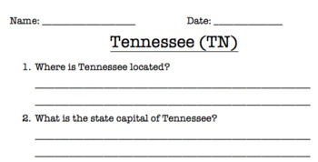 Tennessee Reading Comprehension
