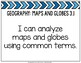 Tennessee Social Studies 3rd Grade I Can Statements