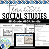 Tennessee Social Studies 4th Grade Mega Bundle NEW Standards