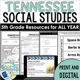 Tennessee Social Studies 5th Grade *MEGA BUNDLE*