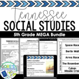 Tennessee Social Studies 5th Grade NEW Standards Mega Bundle
