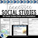 Tennessee Social Studies 5th Grade Worksheets