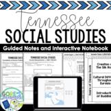 Tennessee Social Studies 6th Grade Interactive Notebook Pr