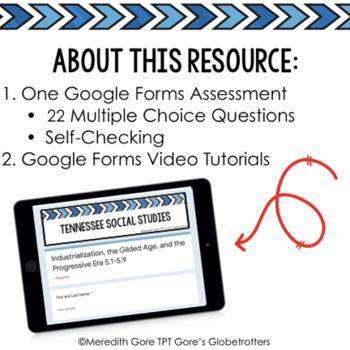 Tennessee Social Studies Test 5th Grade 5.1-5.3