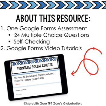 Tennessee Social Studies Test 5th Grade 5.42-5.60