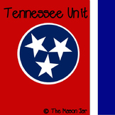 Tennessee Social Studies Unit - (No Prep)