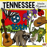 Tennessee State Clip Art