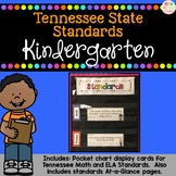 Tennessee State Standards - Kindergarten Math and ELA