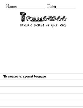 Tennessee State Student Research Book