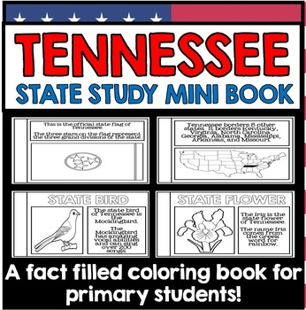 Tennessee State Study Booklet - Tennessee Facts and Information