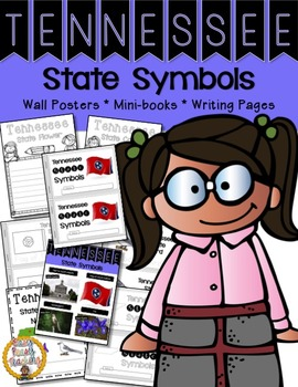 Tennessee State Symbols Notebook
