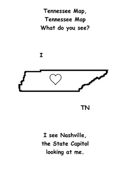 Tennessee State Symbols Teacher and Student Book