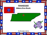 Tennessee State interactive book grades pre-k - 2nd: autis