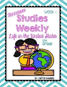 Tennessee Studies Weekly- Week 1