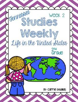 Tennessee Studies Weekly- Week 2