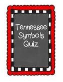 Tennessee Symbols Quiz