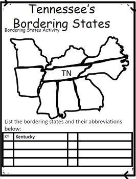 Tennessee Unit Plan--All You Need!