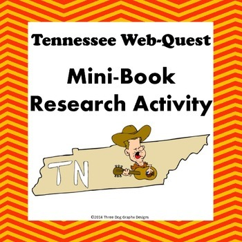 4th grade geography webquests resources lesson plans teachers tennessee webquest common core research mini book activities publicscrutiny Image collections