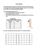 Tennis Ball Drop: A Measurement and Graphing Performance Task