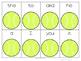 Tennis Sight Word Games