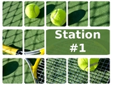 Tennis Stations