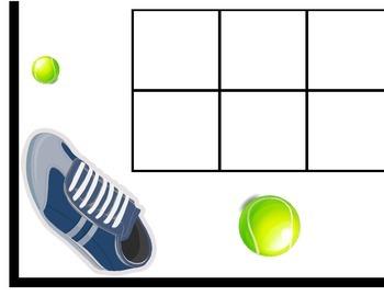 Tennis Calendar! Tennis Bulletin Board! Tennis Theme Classroom! Sports Calendar!