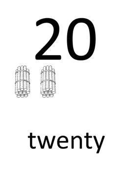 Tens Count By Posters