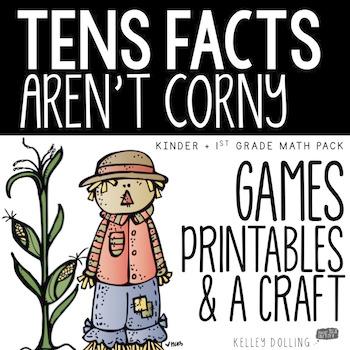Tens Facts Aren't CORNY!