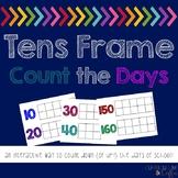 Tens Frame Calendar