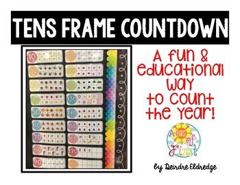 Tens Frame Countdown