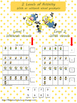 Tens Frame Counting Minion Themed Math Center