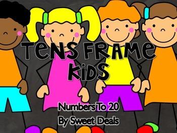 Tens Frame Kids