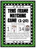 Tens Frame Matching Game
