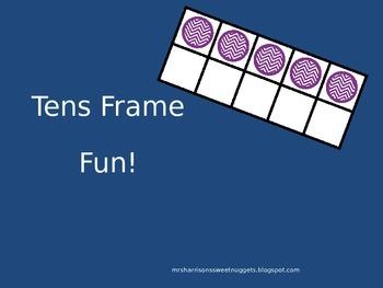 Tens Frame Powerpoint
