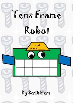 Tens Frame Robot