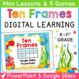 Ten Frame PowerPoint and Google Slides