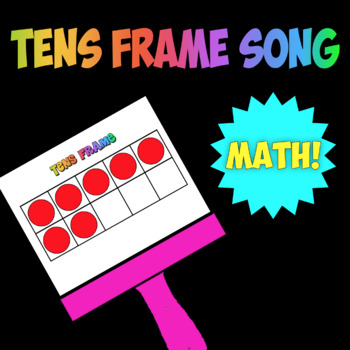 Tens Frame Song