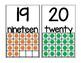 Tens Frame Visual 1-20
