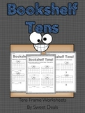 Tens Frame Worksheets