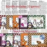 Tens Frames Subtraction {BUNDLE}