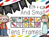 Tens Frames and More