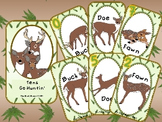 Tens Go Huntin' - A Quick Tens Game