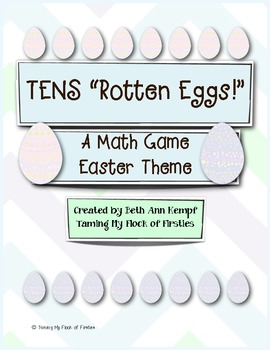 "Tens ""Rotten Eggs"" (Go Fish)"