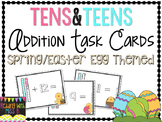 Tens & Teens Addition Task Cards