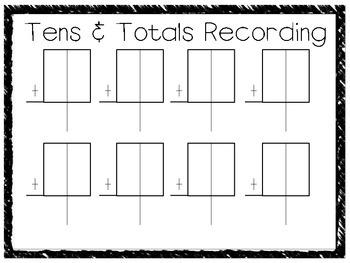 Tens & Totals